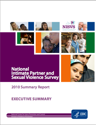 The Centers for Disease Control and Prevention released the findings of a survey on rape and domestic violence this week. Click the image to view the report or executive summary.